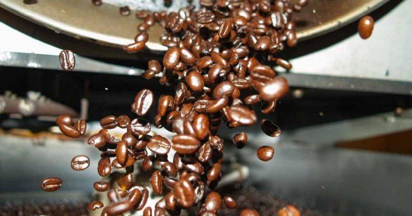 Открытый мастер-класс по обжарке зеленого кофе