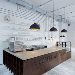 «Кофейня под ключ». Пакет услуг №2