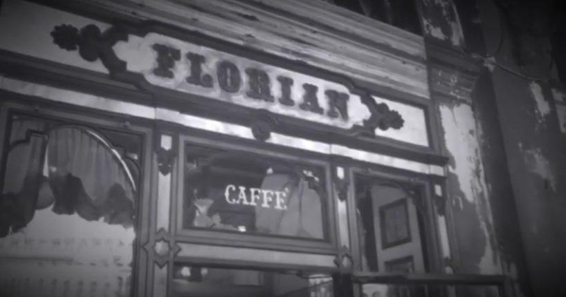 Первая европейская кофейня. Кафе «Флориан» Венеция