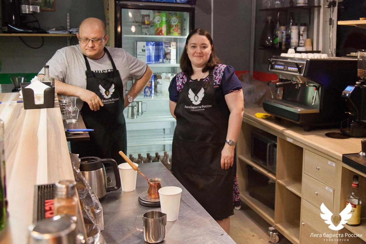 Кофейный мастер-класс. Готовим кофе правильно!