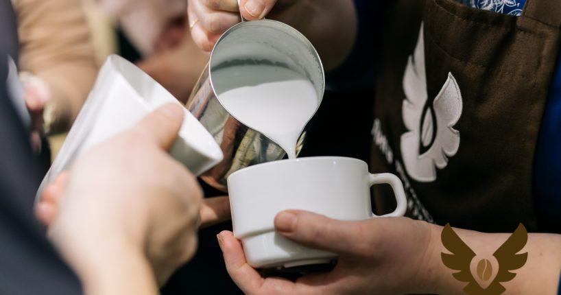 Как открыть кофейню с нуля без опыта при поддержке Лиги бариста
