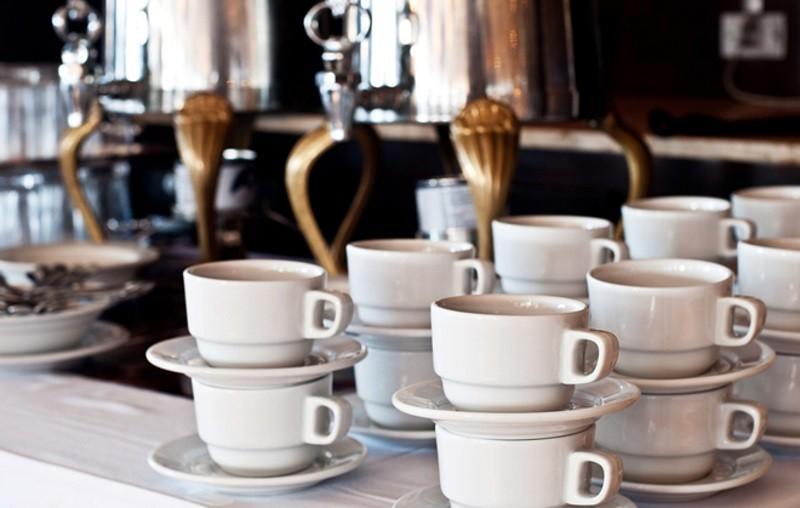 Выездной бар. Кофейный и чайный кейтеринг