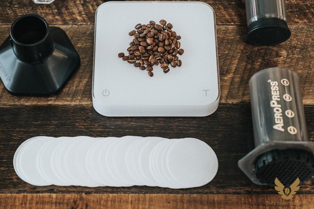 Как готовить кофе в аэропрессе