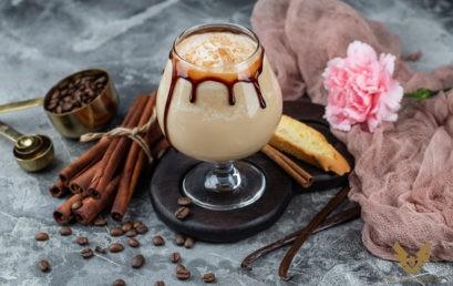 Популярные коктейли на основе кофе