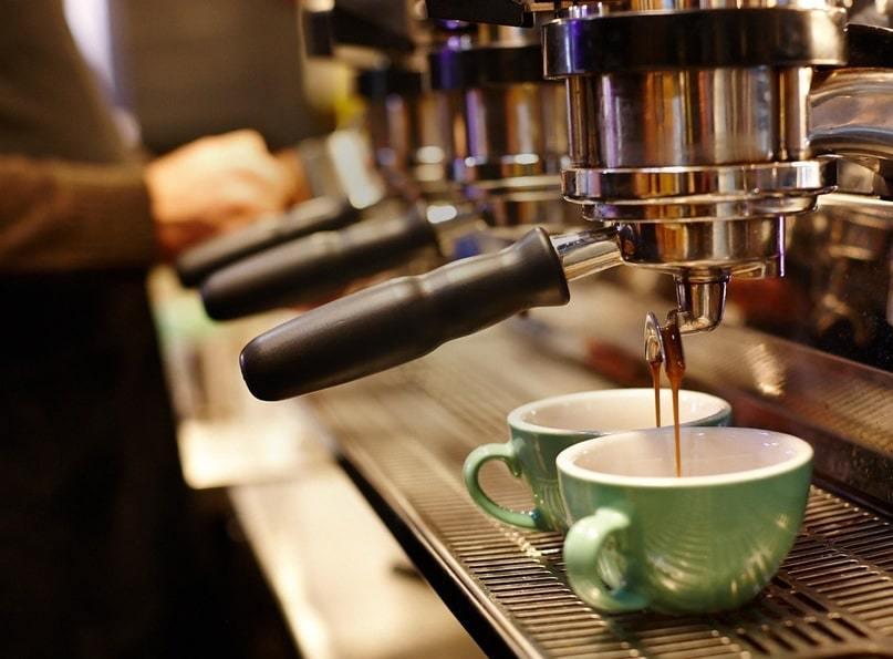 Количество групп у кофемашины