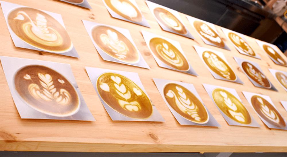 Как освоить искусство латте-арт. Курсы латте-арт, бариста