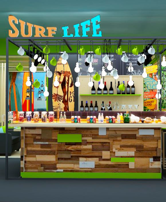 Кофейня Surf Life Coffee