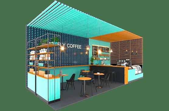 Проекты создания кофеен под заказ
