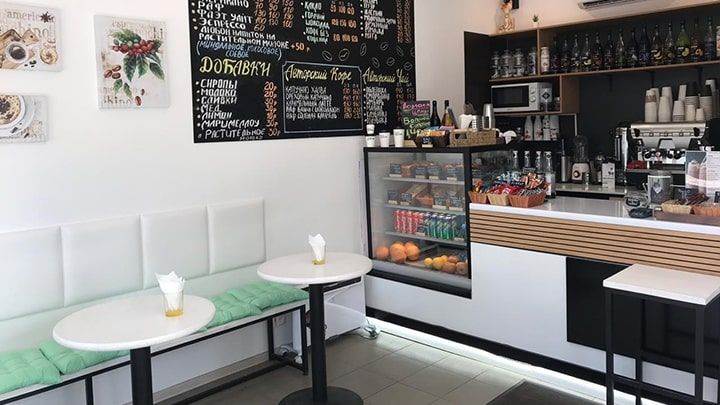 Разработка дизайн-проектов для кофеен