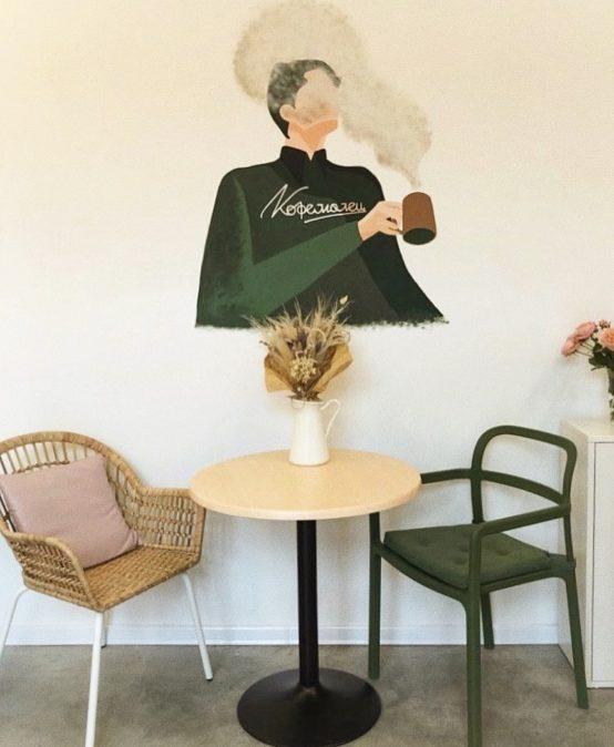 Кофейня «Кофемолец»
