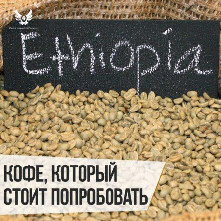 Кофе, который стоит попробовать.