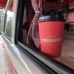 Кофейный автобус Friends coffee